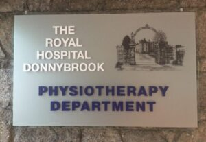 Physiotherapy Department Refurbishment Complete