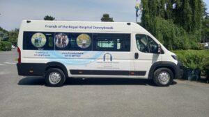 New Ambulance Bus for RHD