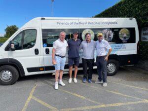 Friends 30th Annual Golf Day Raises €40,000