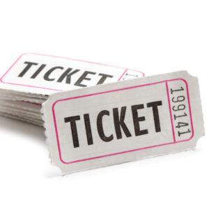 Ticket Sales Closed